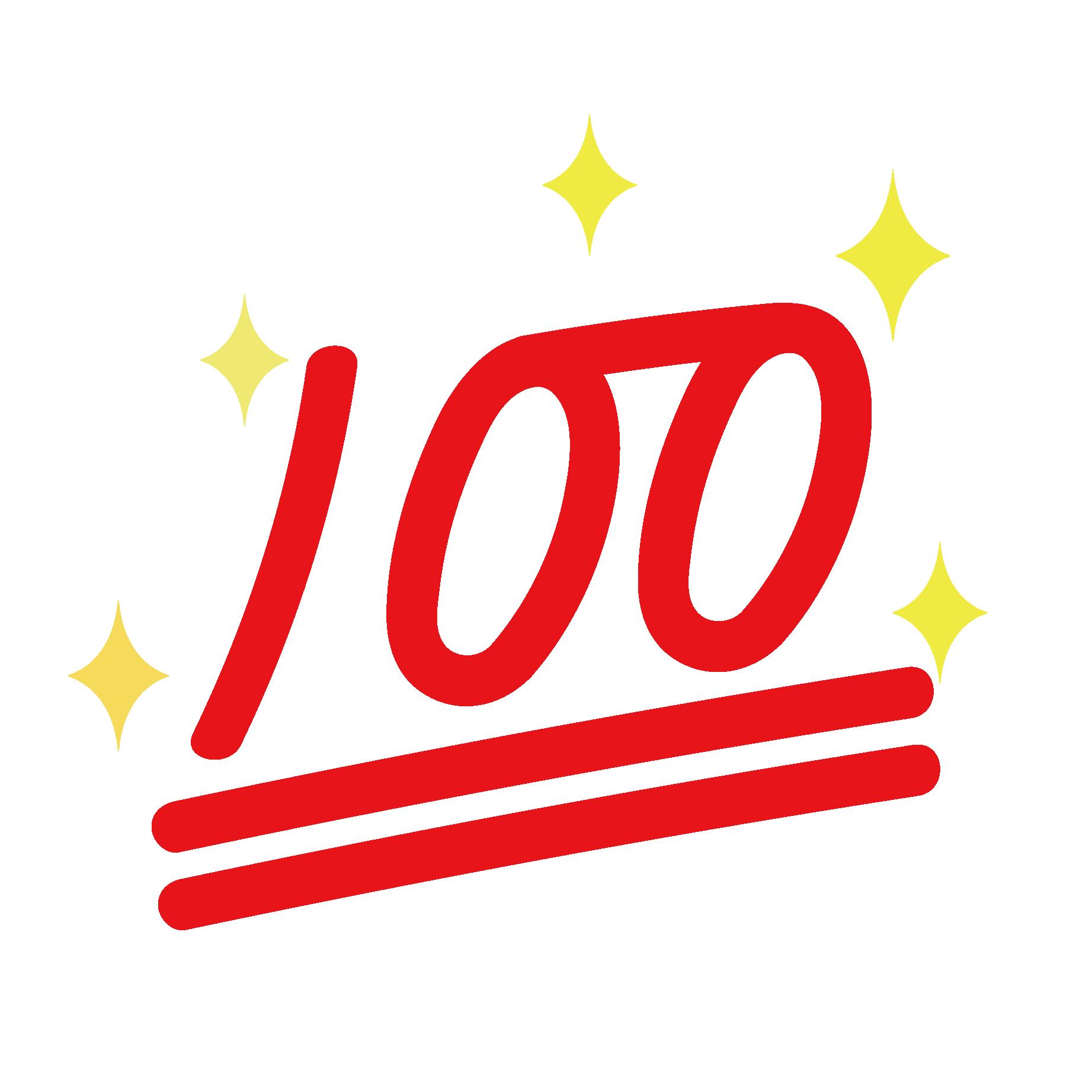 100点のイラスト