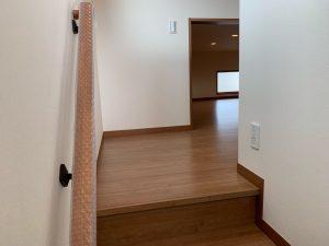 蔵へ続く階段