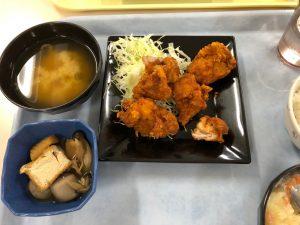 学食の写真
