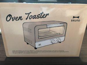 トースターの箱の写真