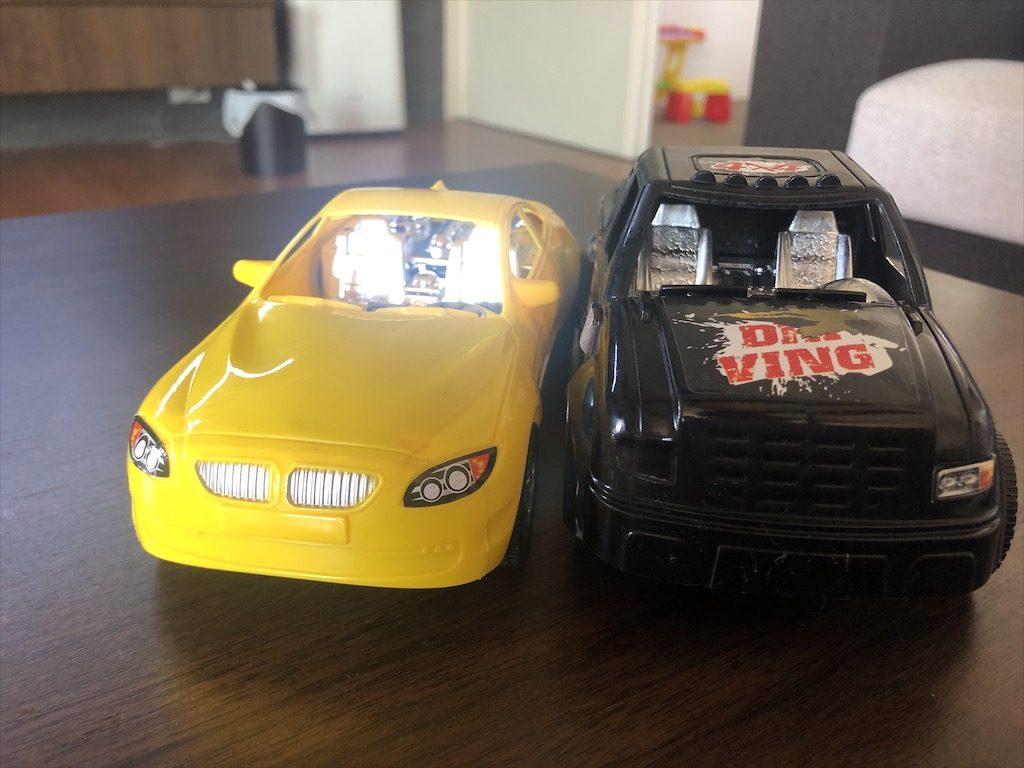 ダイソー車の画像