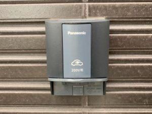 PanasonicのEV充電設備