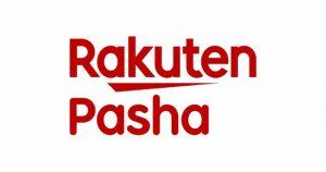 楽天pashaのロゴ