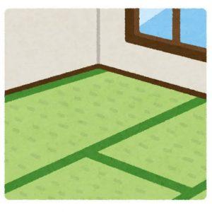 畳のイラスト
